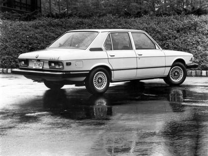 1978 BMW 528i ( E12 ) - USA version 5