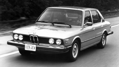 1978 BMW 528i ( E12 ) - USA version 3