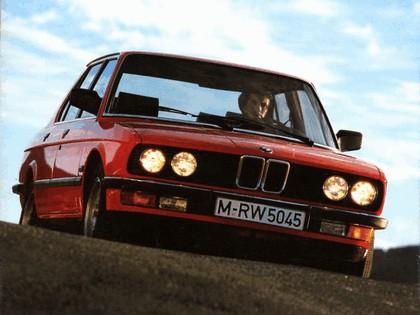 1981 BMW 528i ( E28 ) 1