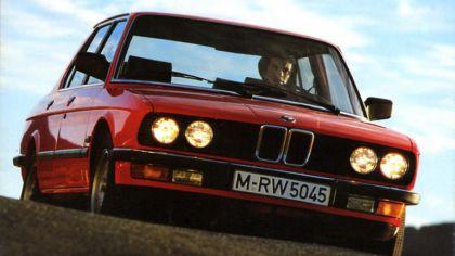1981 BMW 528i ( E28 ) 8