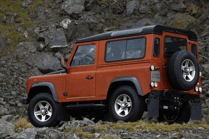 2009 Land Rover Defender Limited Edition Fire 3