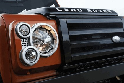 2009 Land Rover Defender Limited Edition Fire 13