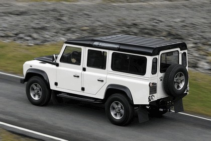 2009 Land Rover Defender Limited Edition Ice 2
