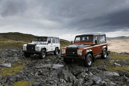 2009 Land Rover Defender Limited Edition Ice 7