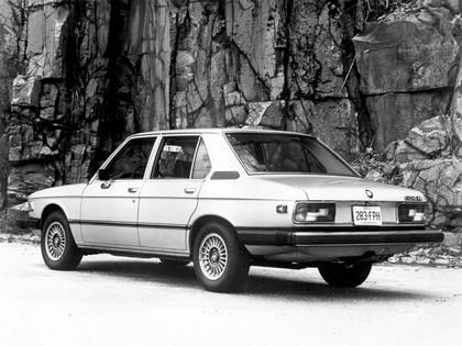 1974 BMW 530i ( E12 ) - USA version 2