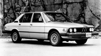 1974 BMW 530i ( E12 ) - USA version 8