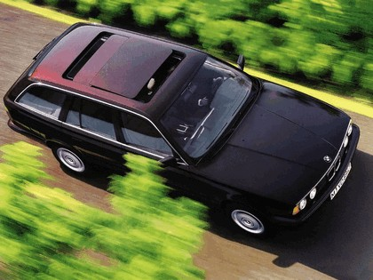 1992 BMW 5er ( E34 ) touring 3