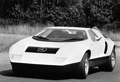 1969 Mercedes-Benz C111 concept 1