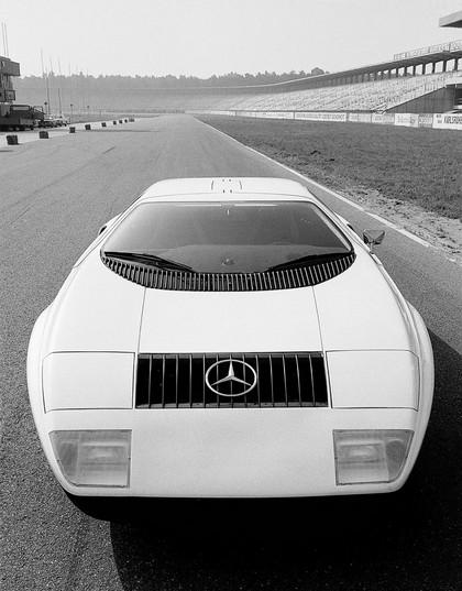 1969 Mercedes-Benz C111 concept 4
