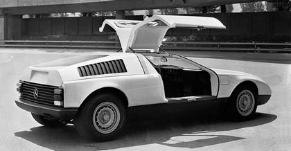 1969 Mercedes-Benz C111 concept 6