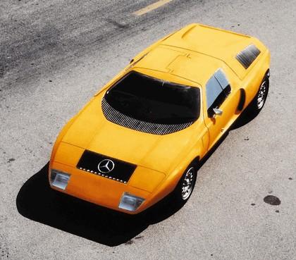 1969 Mercedes-Benz C111 concept 8