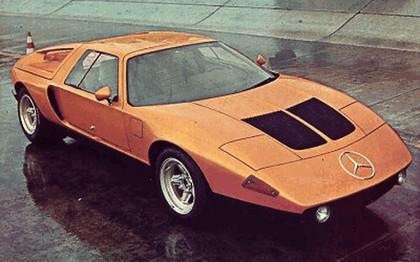 1970 Mercedes-Benz C111-2 concept 1