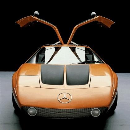 1970 Mercedes-Benz C111-2 concept 2