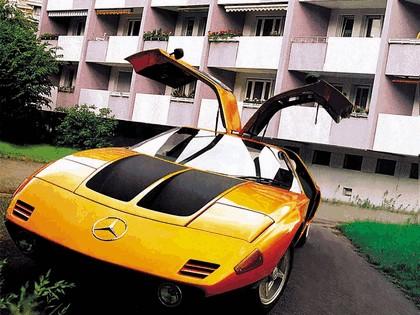 1970 Mercedes-Benz C111-2 concept 5