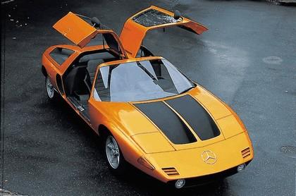 1970 Mercedes-Benz C111-2 concept 6