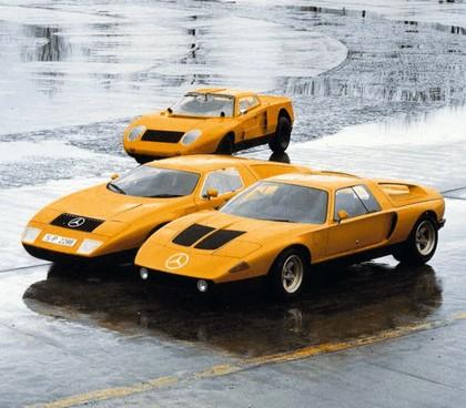1970 Mercedes-Benz C111-2 concept 7