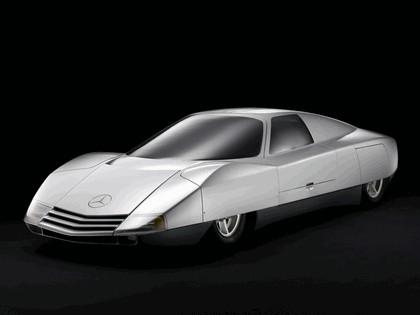 1978 Mercedes-Benz C111-3 concept 1