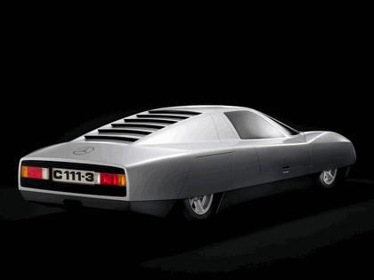 1978 Mercedes-Benz C111-3 concept 3
