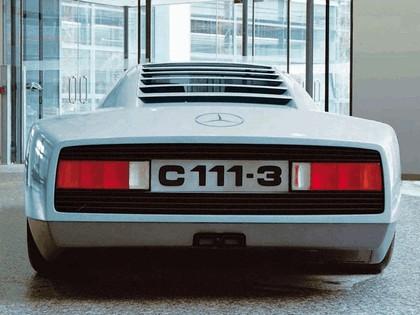 1978 Mercedes-Benz C111-3 concept 5