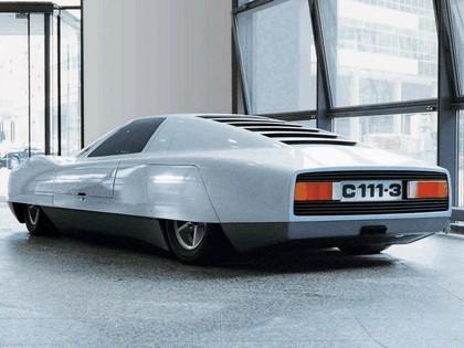 1978 Mercedes-Benz C111-3 concept 6