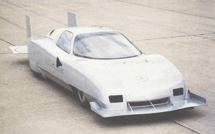 1978 Mercedes-Benz C111-3 concept 8