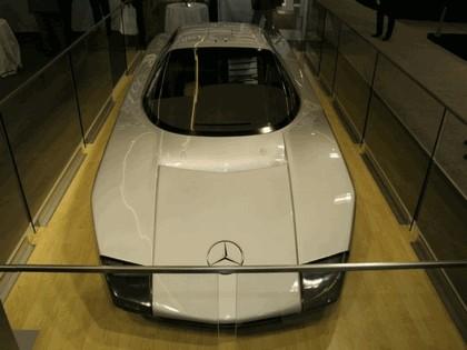 1978 Mercedes-Benz C111-3 concept 11