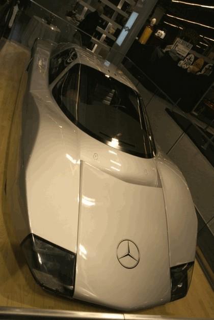 1978 Mercedes-Benz C111-3 concept 13