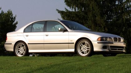 2002 BMW 5er ( E39 ) M Sports Package 9