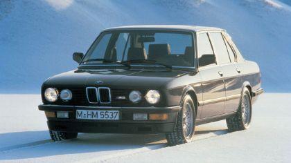 1985 BMW M5 ( E28 ) 5