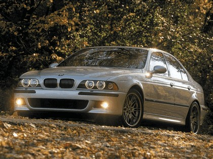 1998 BMW M5 ( E39 ) - USA version 6