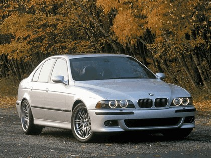 1998 BMW M5 ( E39 ) - USA version 7