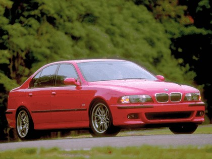 1998 BMW M5 ( E39 ) - USA version 10