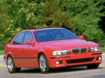 1998 BMW M5 ( E39 ) - USA version 11