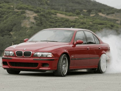 1998 BMW M5 ( E39 ) - USA version 13
