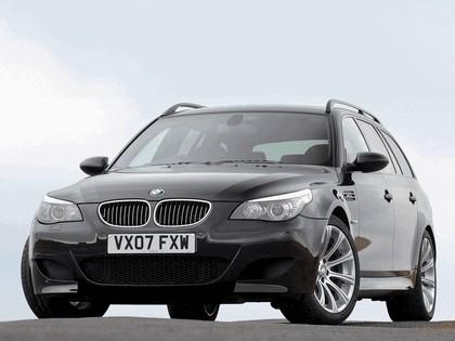 2007 BMW M5 ( E61 ) touring - UK version 1