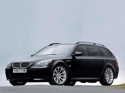 2007 BMW M5 ( E61 ) touring - UK version 2