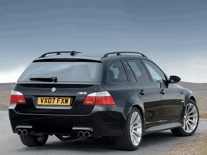 2007 BMW M5 ( E61 ) touring - UK version 3