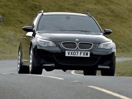 2007 BMW M5 ( E61 ) touring - UK version 4