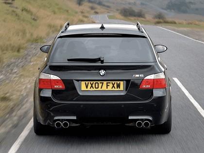 2007 BMW M5 ( E61 ) touring - UK version 5
