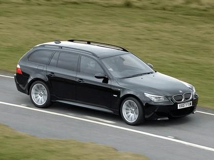 2007 BMW M5 ( E61 ) touring - UK version 6