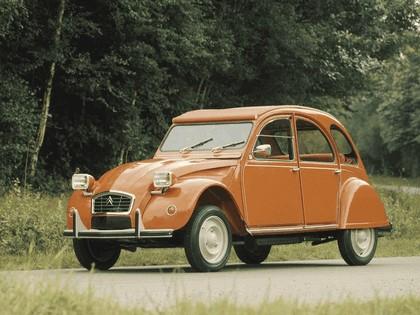 1971 Citroën 2CV 6 1