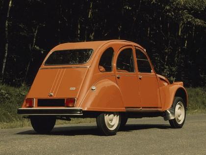 1971 Citroen 2CV 6 2