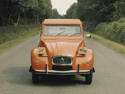 1971 Citroen 2CV 6 3