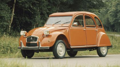 1971 Citroën 2CV 6 9