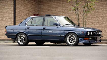 1981 Alpina B9 3.5 ( based on BMW 5er E28 ) 3
