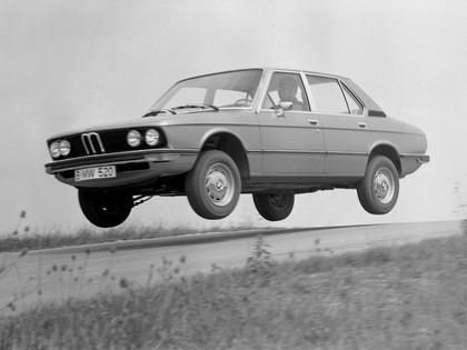 1972 BMW 520 ( E12 ) 5