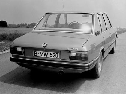 1972 BMW 520 ( E12 ) 12
