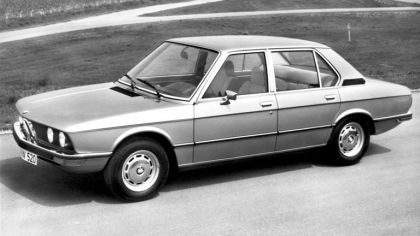 1972 BMW 520 ( E12 ) 9
