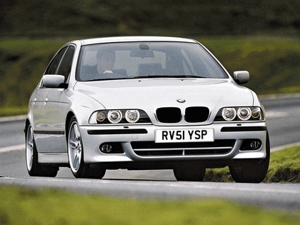 2002 BMW 530d ( E39 ) M Sports Package 1