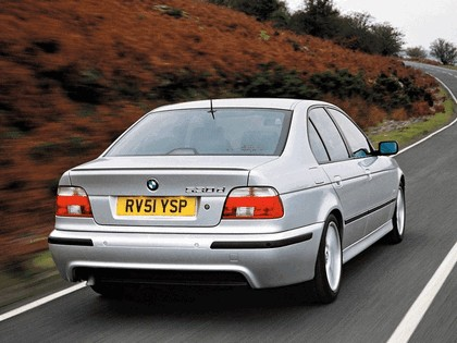 2002 BMW 530d ( E39 ) M Sports Package 3
